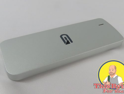 Unboxing and overview of the Glyph Atom Silver 1TB SSD USB-C / USB 3.0