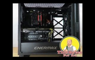 Basics on how to cable a computer in the Enermax Equilence PC Case @Enermax