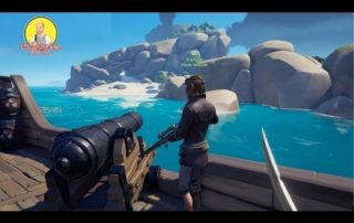 Sea of Thieves gameplay ThisBytesForYou & Xupligon Set Sail