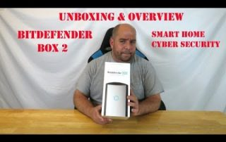 Unboxing and overview of the Bitdefender BOX 2 Smart Home Cybersecurity Hub