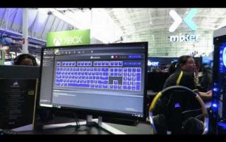 PAX East 2018: Corsair's James going over iCUE Corsair Interface