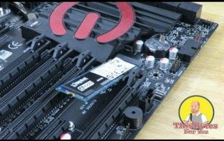 How to install the Kingston A1000 480GB PCIe NVME M.2 SSD