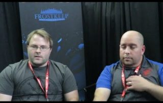 PAX East 2018  REND Interview with Dave Engineer from Frostkeep Studios