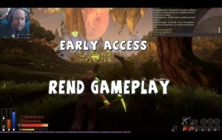 Rend Early Access PC Gameplay, Embargo lifted check it out