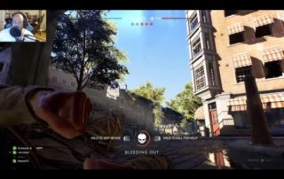 ThisBytesForYou Live Streaming BattleField V Early Access