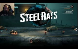 Steel Rats Gameplay and commentary