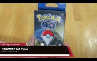 Unboxing and Pairing the Pokemon Go Plus