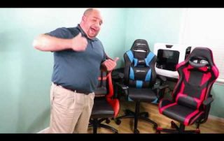 Gaming Chair Comparisons