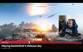 Check out Battlefield V gameplay on the EVGA RTX 2080 XC Ultra