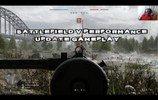 Battlefield V gameplay after huge performance update