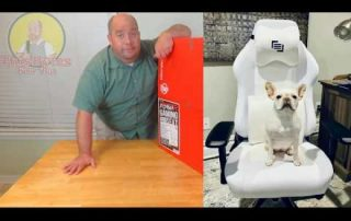 Unboxing and overview of the MAINGEAR Forma R Limited Edition Racing Chair @MAINGEAR @MICROCENTER