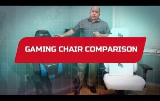 Maingear and E-Win Gaming Chair Comparisons @maingear @microcenter @ewin