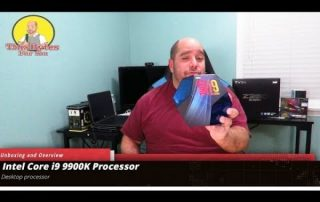 Intel Core i9 9900K processor unboxing and overview (So Cool)