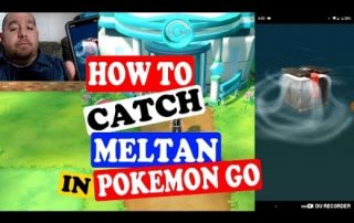 How to catch Meltan in Pokemon Go and the Pokemon Let's Go Pikachu