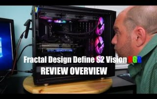 Fractal Design Define S2 Vision RGB Review Overview