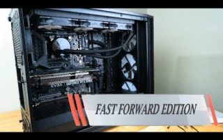 FastForward: How to build a Gaming PC inside the Fractal Design Define S2 Vision RGB