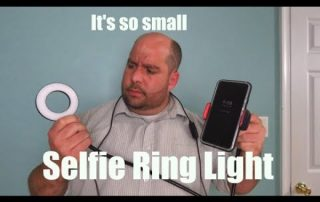 Is this tiny Selfie Ring Light worth it?