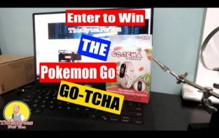 ThisBytesForYou Pokemon Go GO-TCHA Giveaway