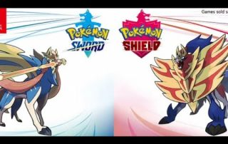 Live streaming Pokemon Sword and Shield Part 1