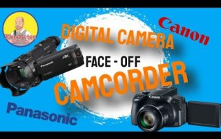 Comparing the Canon SX60 HS to the Panasonic HC WXF991 4K Camcorder