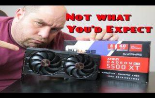 Sapphire Radeon Pulse RX 5500 XT – Reviewed!