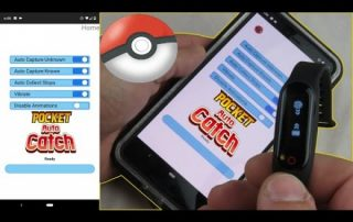 How Do I Pair and use my Brook Pocket Auto Catch | Pokemon Go