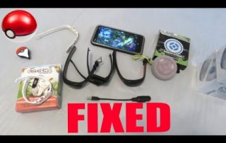 Fixing Auto Catch Devices for Pokemon Go | Go-tcha Brook and Megacom all fixed
