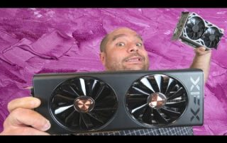 Reviewing the XFX 5600 XT THICC II Pro 14Gbps Graphics Card