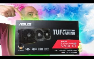 Asus TUF 3 RX 5700 XT 8G EVO Gaming – Video Card Unboxed