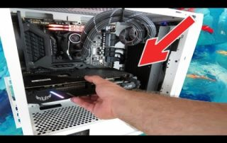 Installing the Asus TUF 3 Radeon RX 5700 XT EVO OC Gaming Graphics Card – Step By Step Guide
