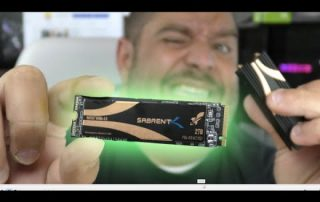 Sabrent Rocket NVMe PCIe 4.0 – Unboxing and Assembling an EXTREME SSD!