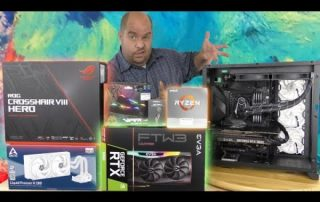 RTX 3090 – Building an AMD Gaming PC
