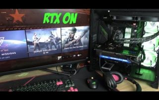 RTX 3090 – RTX 3090 Gaming Performance at 4K with RTX On and Off – Ray Tracing Gaming at 4K