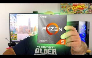 AMD Ryzen 5 3600 – Unboxing
