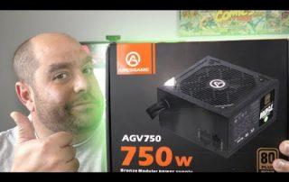 750 Watt Power Supply – ARESGAME 750W Power Supply Unboxing