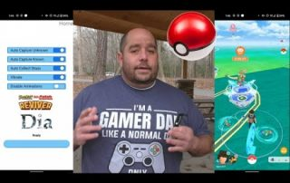 Best budget Pokemon Go Auto Catcher – Brook Reviver 2 Dia – Giveaway