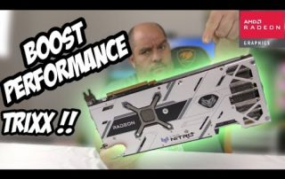 TRIXX BOOST – Sapphire Radeon Nitro+ RX 6800 Gaming Performance Testing with Ray Tracing