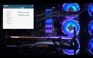 How to control RGB Lighting and more on the Sapphire NITRO AMD Radeon RX 6800 – TRIXX 8.0