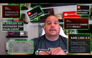 New AMD Radeon Software – Adrenaline Release 21.4.1 Features and Updates