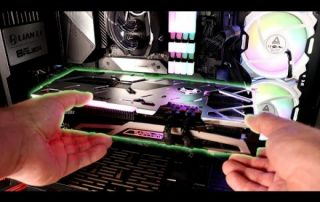 AMD Radeon RX 6700 – Installing the Sapphire NITRO+ Radeon RX 6700 XT Gaming OC