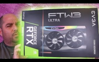 RTX 3080 Ti – EVGA Geforce RTX 3080 Ti FTW3 Ultra Gaming – Unboxing and Overview