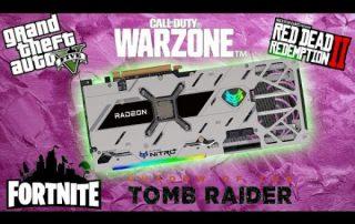 AMD Radeon RX 6700 XT –  Gaming Performance on the Sapphire Radeon NITRO RX 6700 XT OC