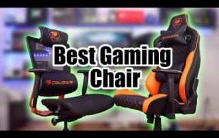 Best Gaming Chair Today – Cougar Argo Gaming Chair Review