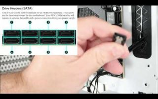 How to cable manage a PC for beginners – EVGA X570 Dark Step by Step Guide 2021