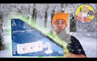 Arctic Cooling Liquid Freezer II 420 – Unboxing The Ultimate CPU Cooler
