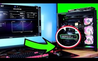 How to cool the EVGA Geforce RTX 3060 XC Gaming Video Card – How to cool a Graphics card